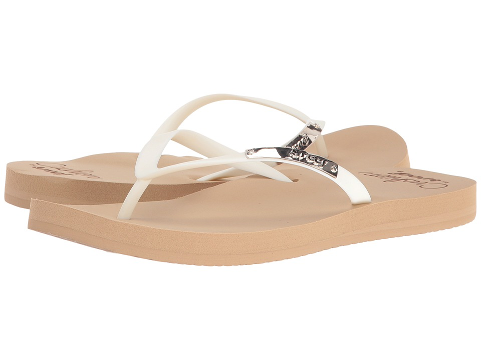 Reef - Cushion Glam (Tan) Women's Sandals