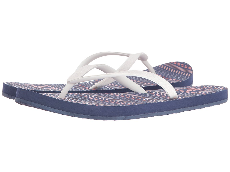 Reef - Stargazer Prints (Periwinkle) Women's Sandals