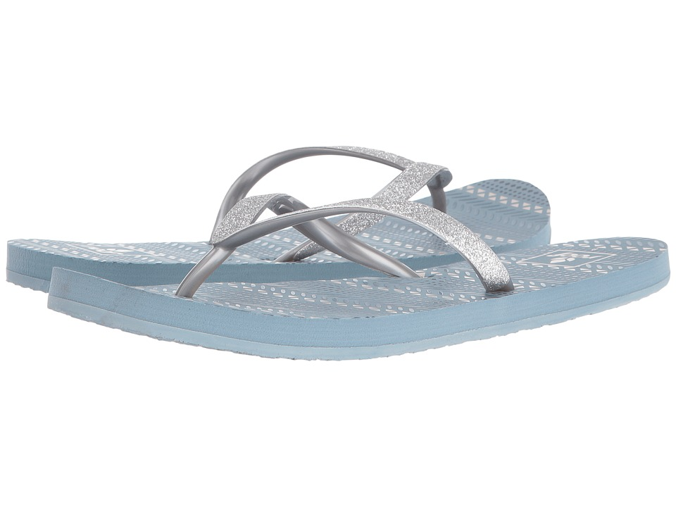 Reef - Stargazer Prints (Crown Blue) Women's Sandals