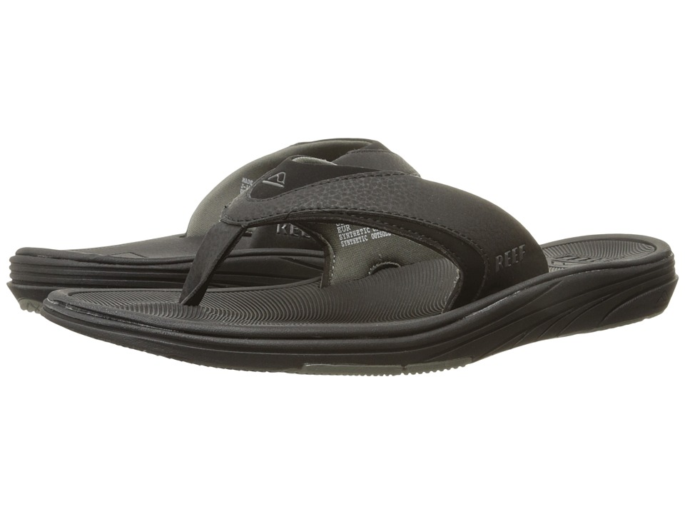 Reef - Modern (Black) Men's Sandals