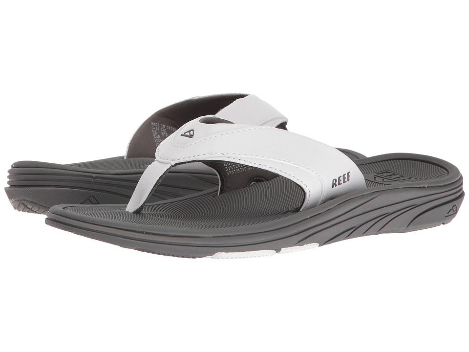 Reef - Modern (Grey/White) Men's Sandals