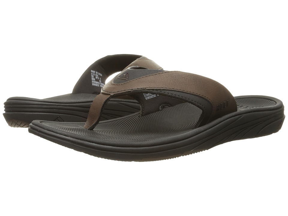 Reef Modern SL (Black/Brown) Men