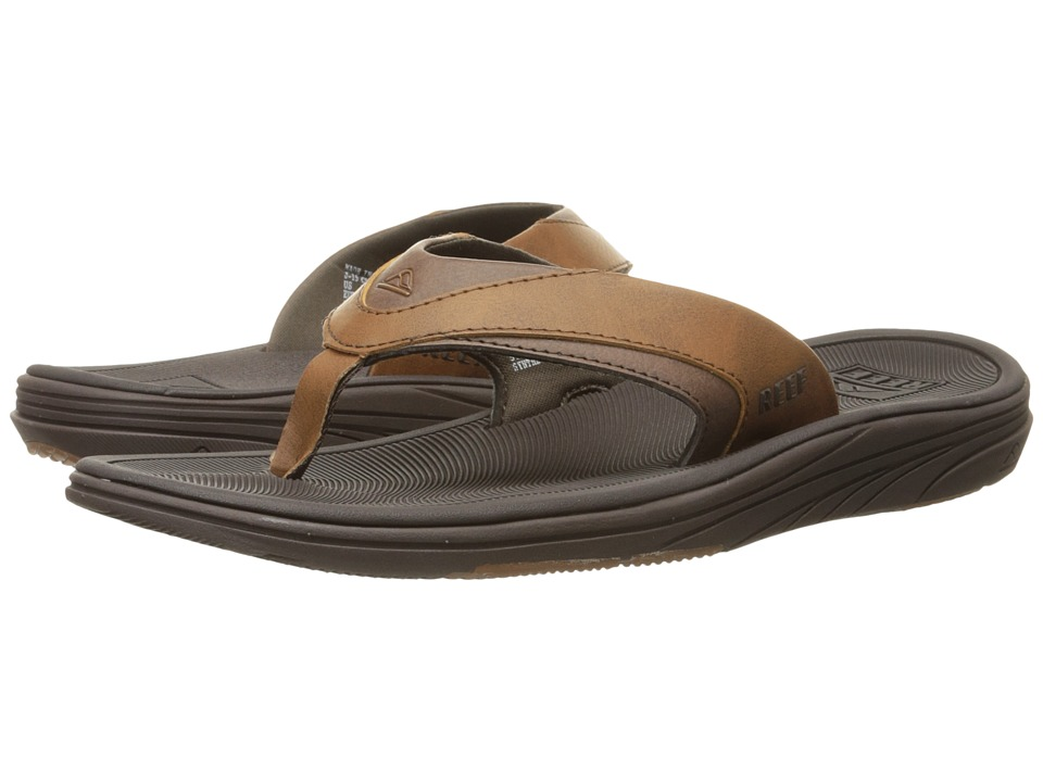Reef - Modern SL (Brown/Gum) Men's Sandals
