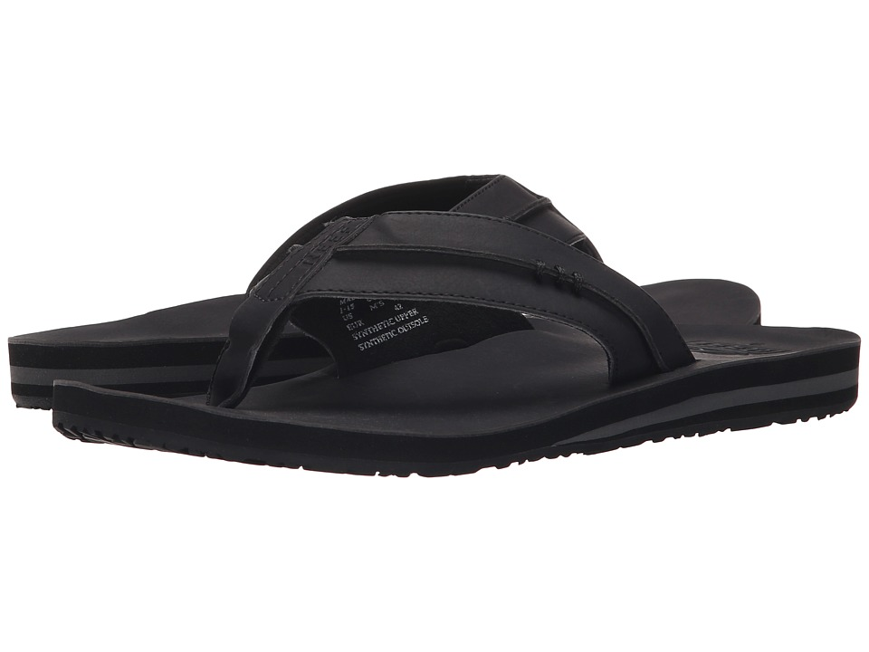 Reef - Marbea SL (Black) Men's Sandals