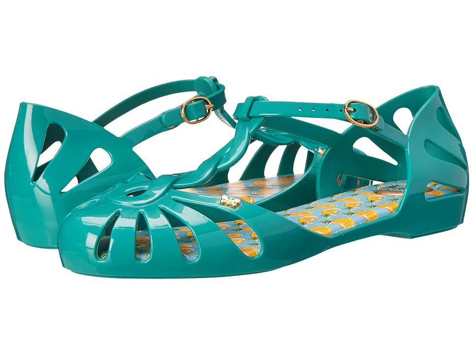 ZAXY - Sunday Sandal (Green) Women's Sandals
