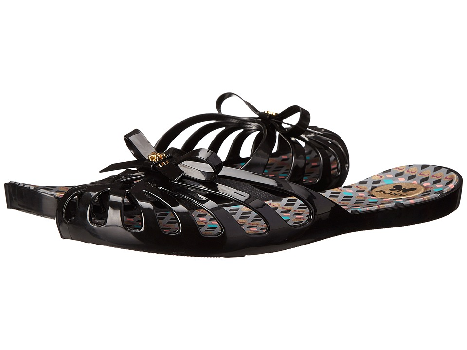 ZAXY - Sunday (Black) Women's Sandals