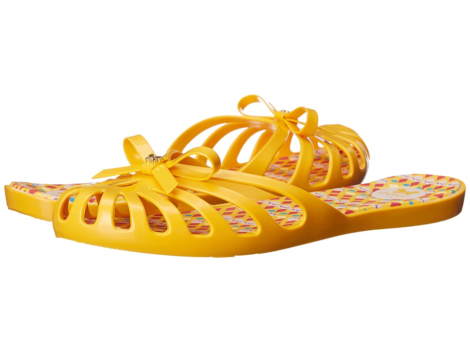ZAXY - Sunday (Yellow) Women's Sandals