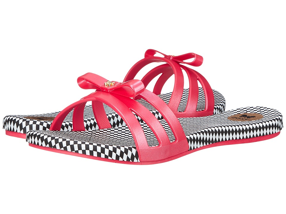 ZAXY - Like (Pink/Black/White) Women's Sandals