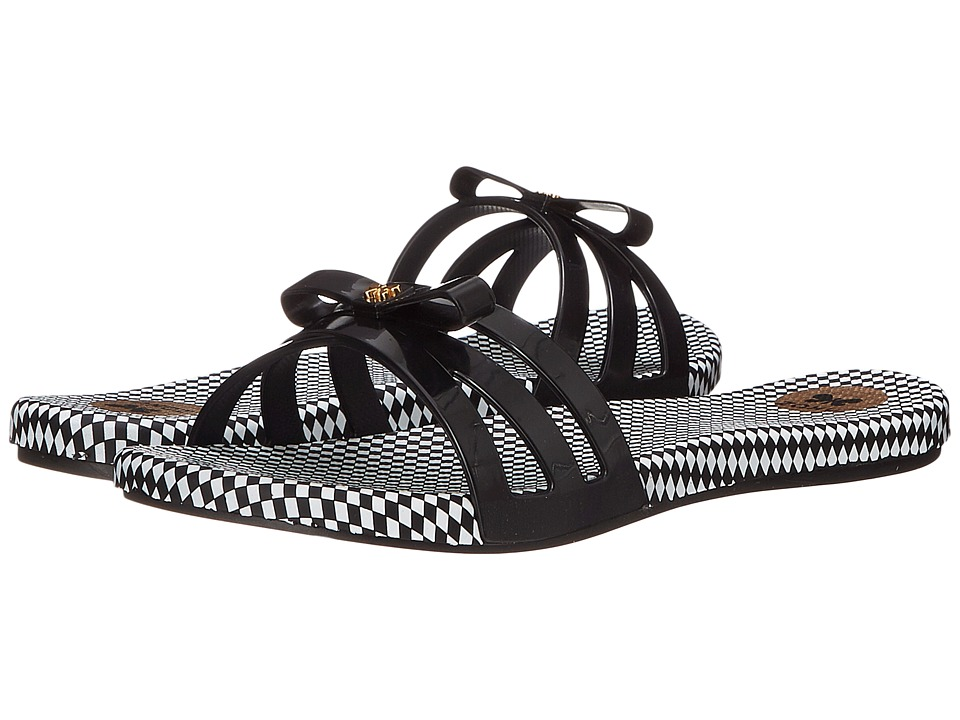 ZAXY - Like (Black/White) Women's Sandals