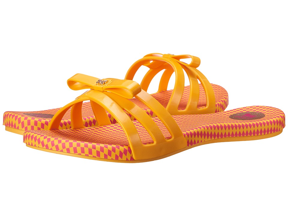 ZAXY - Like (Yellow/Pink) Women's Sandals