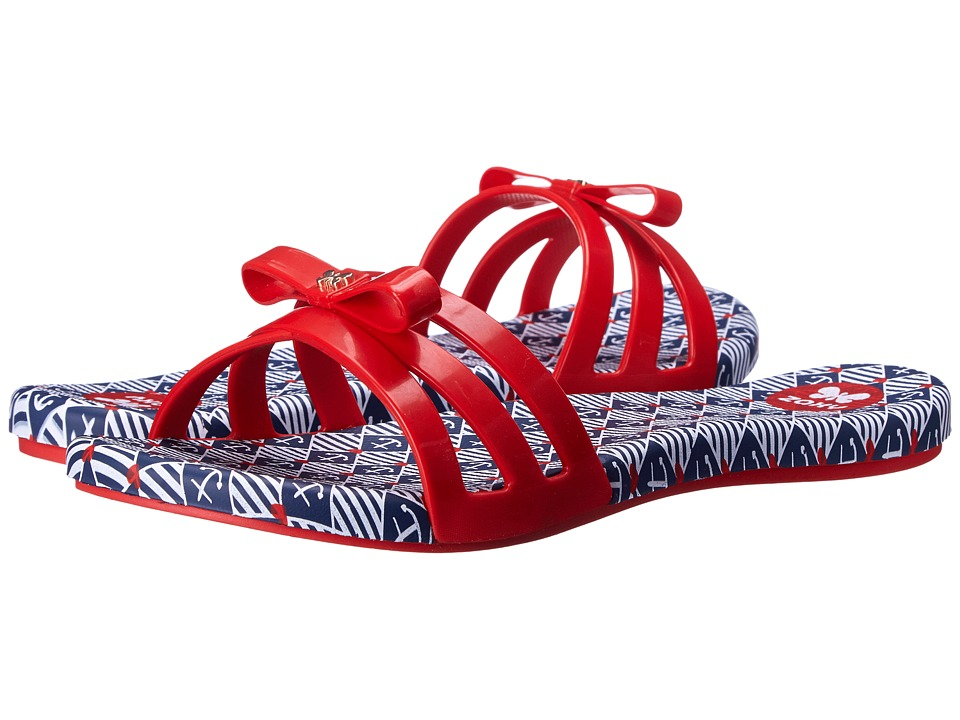 ZAXY - Like (Red/Blue/White) Women's Sandals