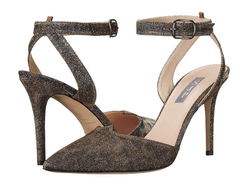 SJP by Sarah Jessica Parker - Supreme (Cartel Gray Leopard) Women's Shoes