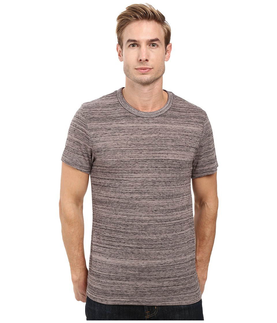 Alternative - Eco Crew (Hazelnut Overdye) Men's Short Sleeve Pullover