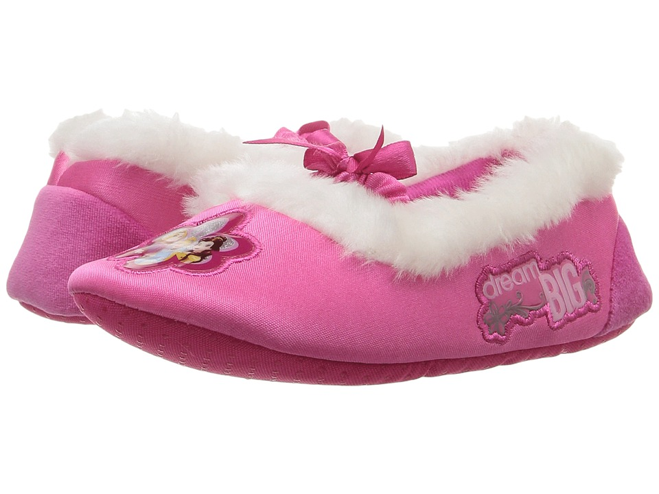 Favorite Characters - Disney Princess Slipper PRF219 (Toddler/Little Kid) (Pink) Girls Shoes