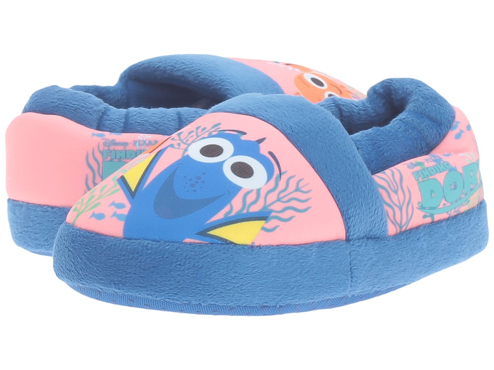 Favorite Characters - Disney Dory Slipper DOF201 (Toddler/Little Kid) (Multi/Pink/Blue) Boys Shoes