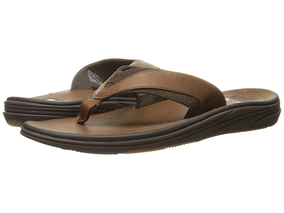 Reef - Modern LE (Tan) Men's Sandals
