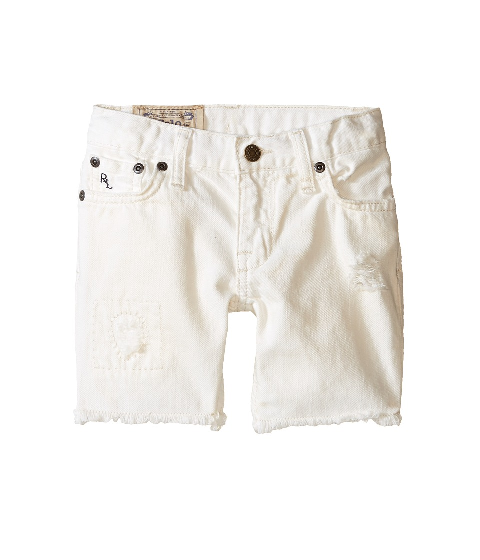 Polo Ralph Lauren Kids - Distressed Jeans (Toddler) (Kamm Wash) Boy's Jeans