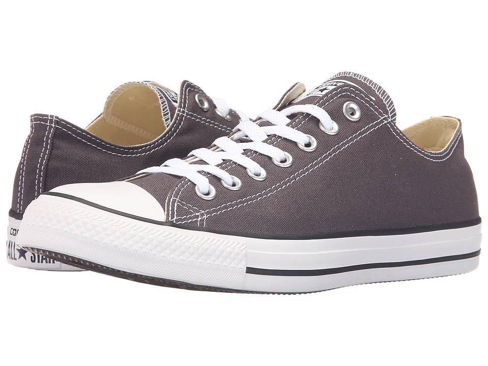 Converse Chuck Taylor All Star Seasonal OX (Dusk Grey) Athletic Shoes