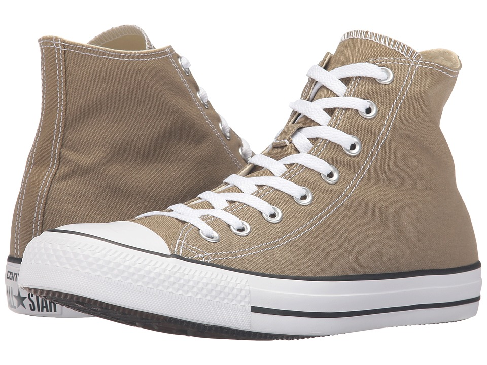 Converse - Chuck Taylor(r) All Star(r) Hi (Jute) Classic Shoes