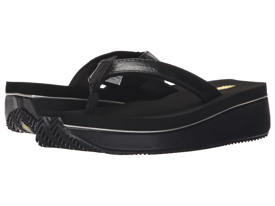 VOLATILE - Supernova (Black) Women's Sandals