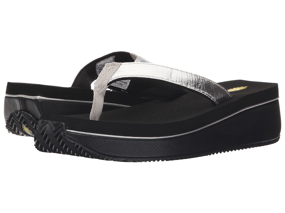VOLATILE - Supernova (Silver) Women's Sandals