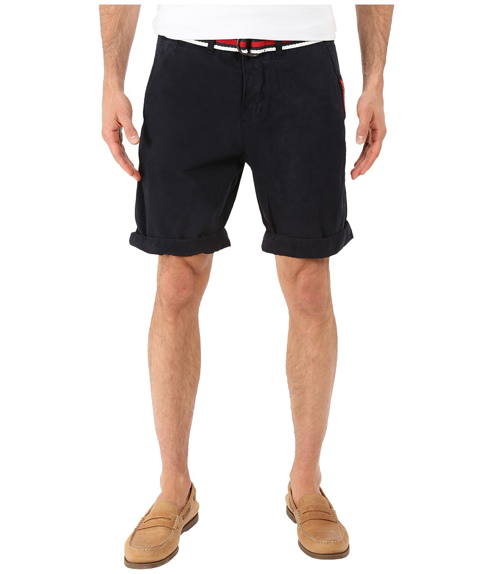 Superdry - International Chino Shorts (Legion Blue) Men's Shorts