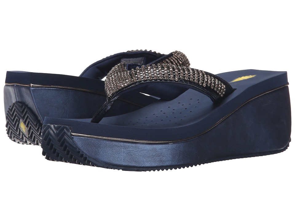 VOLATILE - Ritz (Navy) Women's Sandals