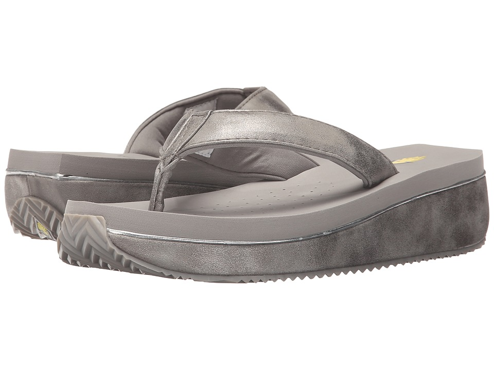 VOLATILE - Industry (Antique Silver) Women's Sandals