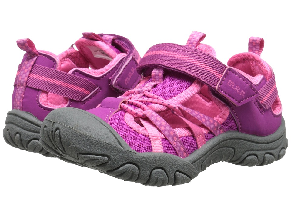 M.A.P. - Niagara (Toddler) (Berry/Hot Pink) Girl's Shoes