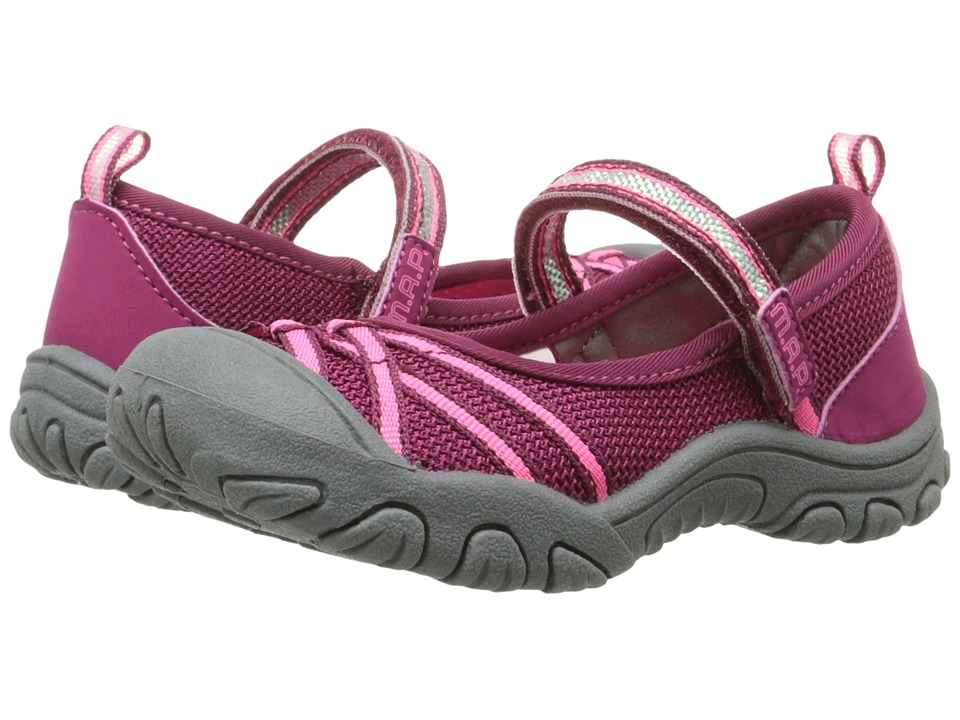 M.A.P. - Lillith 2 (Toddler) (Berry) Girl's Shoes