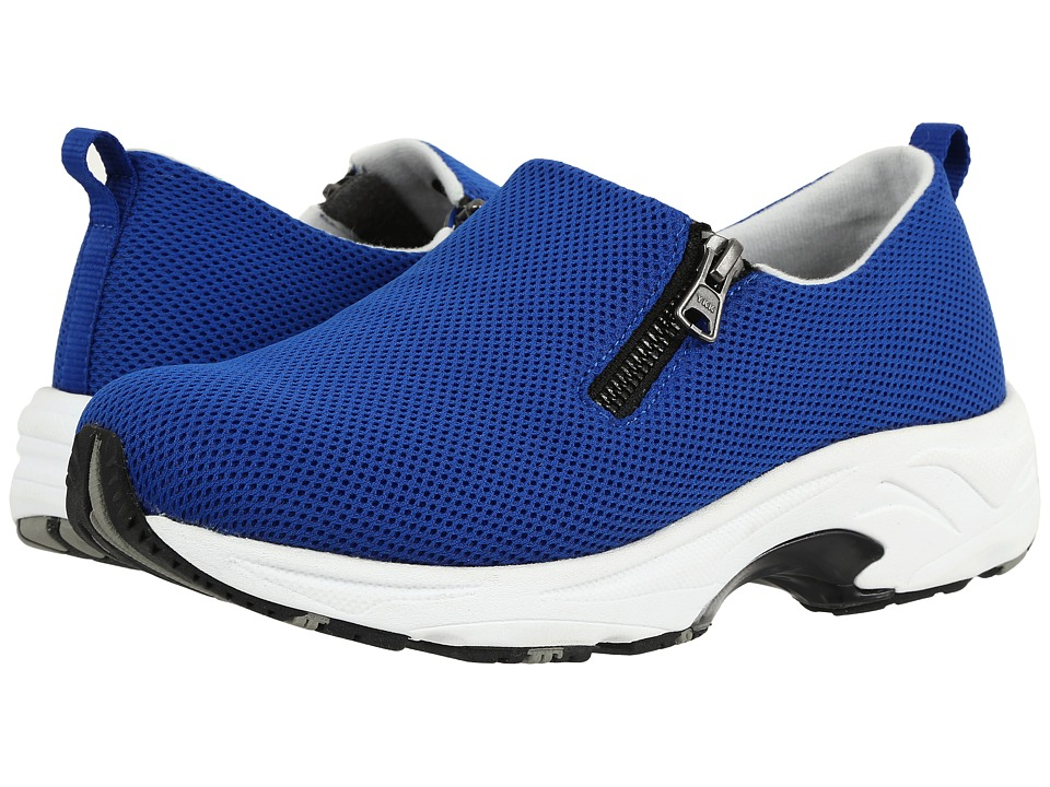 Drew - Swift (Royal Blue Mesh) Women's Slip on Shoes