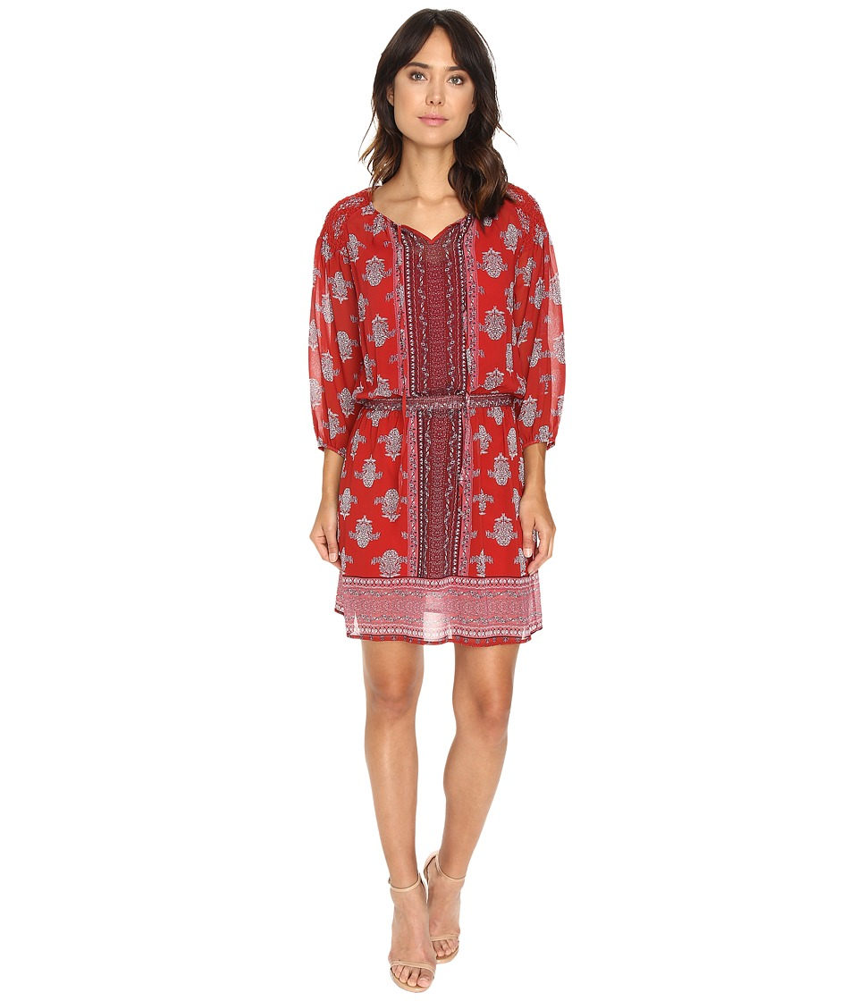 KUT from the Kloth - Madison (Rosewood) Women's Blouse