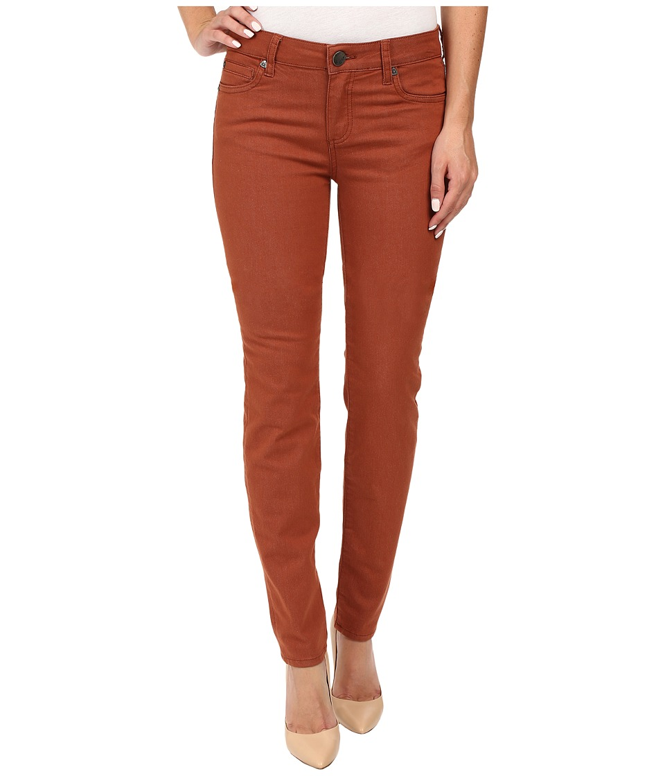 KUT from the Kloth - Diana Skinny Jeans in Amber (Amber) Women's Jeans