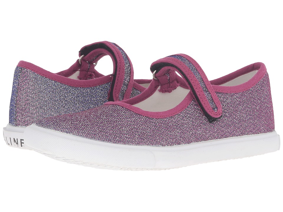 Amiana - 6-A0838 (Toddler/Little Kid/Big Kid) (Fuchsia Irridescent Shimmer) Girls Shoes