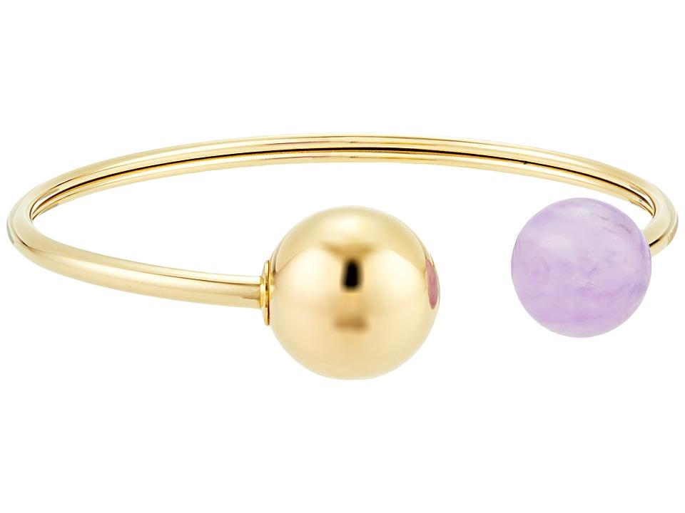 Michael Kors - Summer Rush Bracelet (Gold/Amethyst) Bracelet