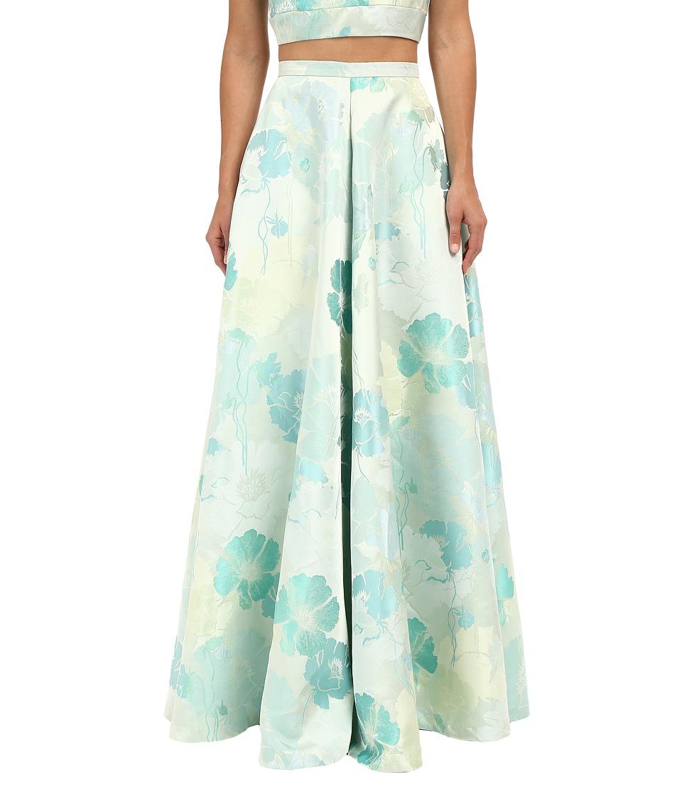 Rachel Antonoff - Tip Ballgown Skirt (Spearment Poppy) Women's Skirt