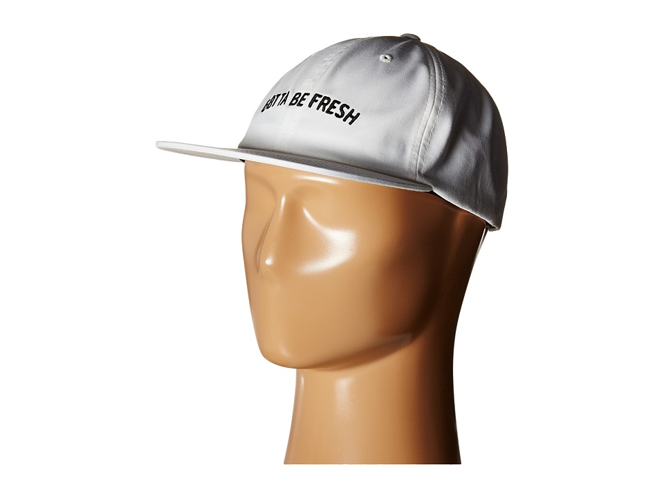 Lakai - Workaholics Fresh Polo Hat (White) Caps