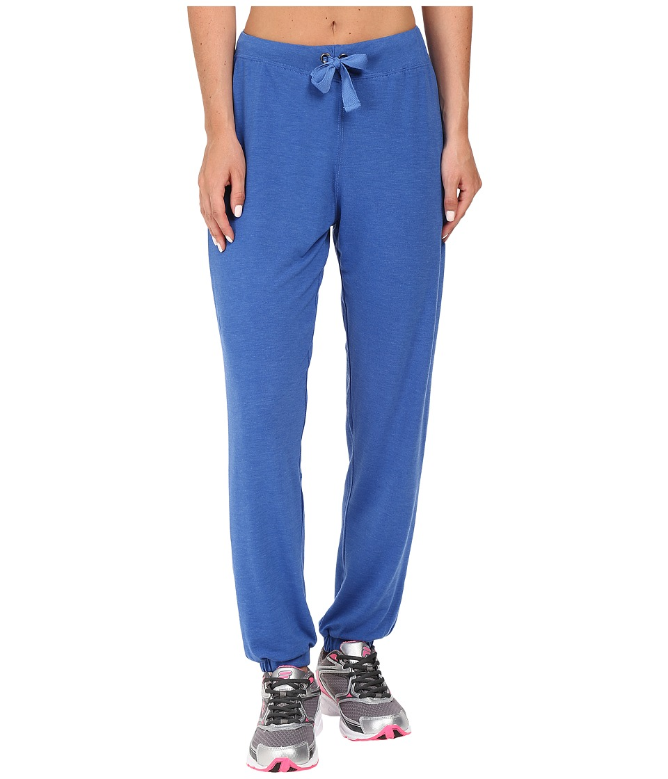 Fila Obsessed Jogger Pants (Violet Blue Heather) Women