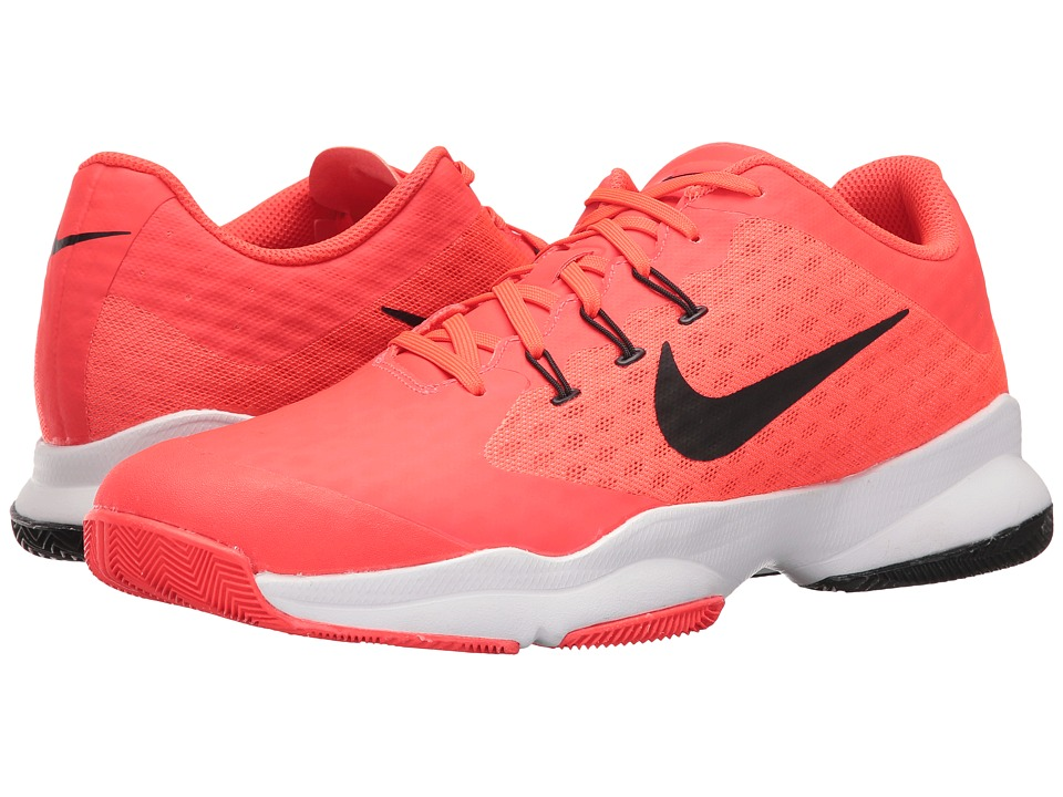 Nike - Air Zoom Ultra (Bright Crimson/White-Black) Men's Tennis Shoes