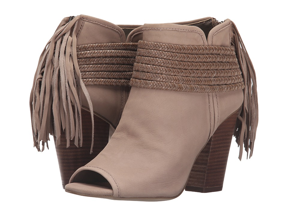 BCBGeneration - Cinder (Smoke Taupe Soft Goat/Braided PU) Women's Boots