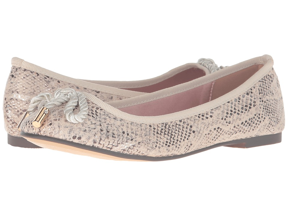 Menbur - Huebra (Stone) Women's Flat Shoes