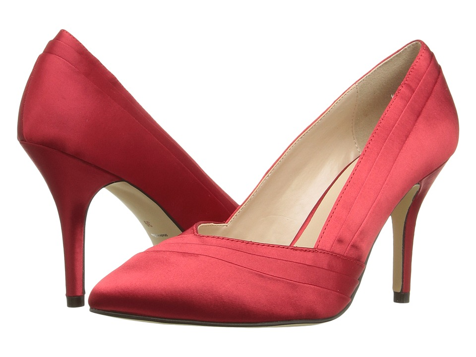 Menbur - Cortecillas (Red) High Heels