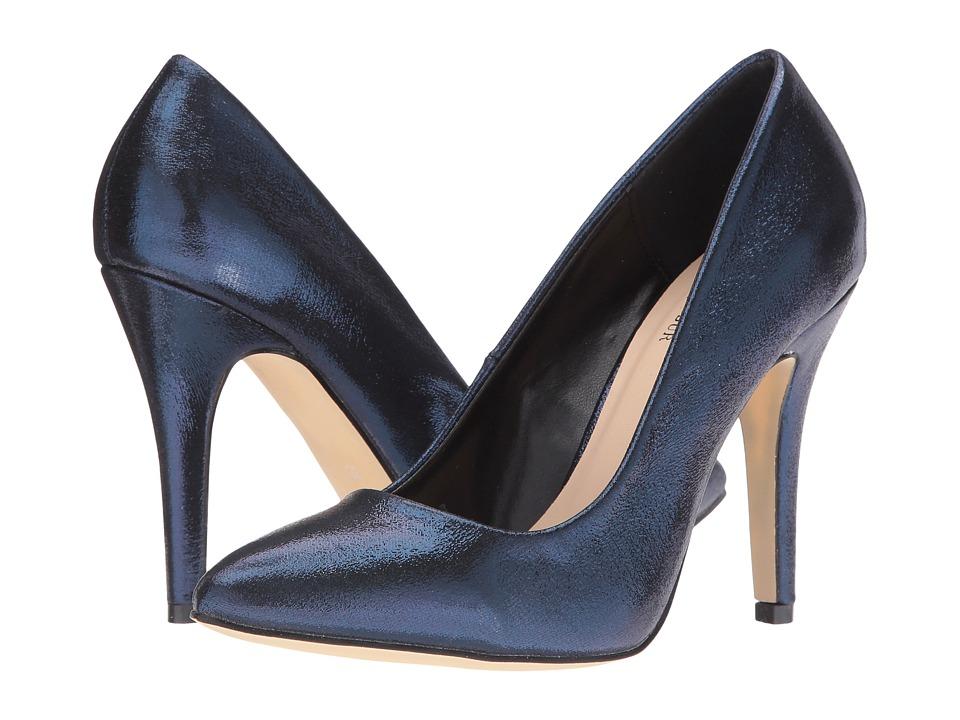 Menbur Acebo (Navy) High Heels