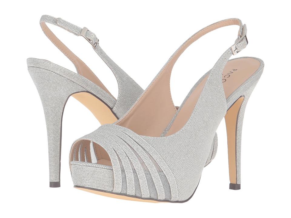 Menbur - Pozuelo (Silver) High Heels