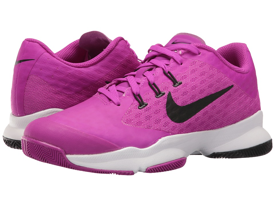 Nike - Air Zoom Ultra (Hyper Violet/White-Black) Women's Tennis Shoes