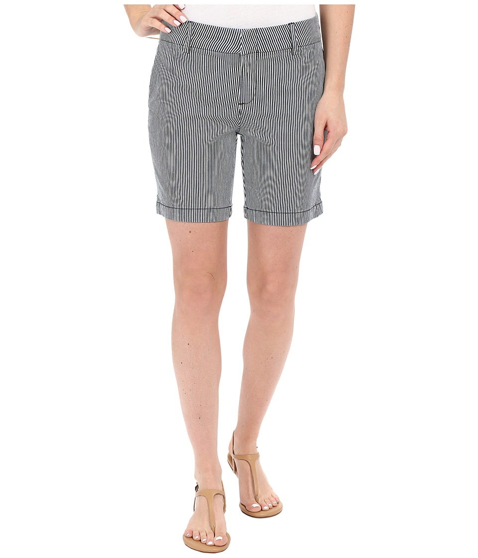 KUT from the Kloth - Jenny Walking Shorts in Navy (Navy) Women's Shorts