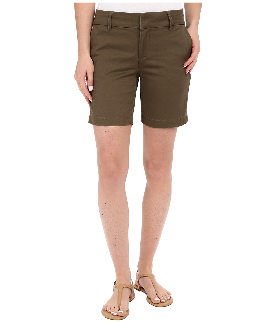 KUT from the Kloth - Jenny Walking Shorts in Olive (Olive) Women's Shorts