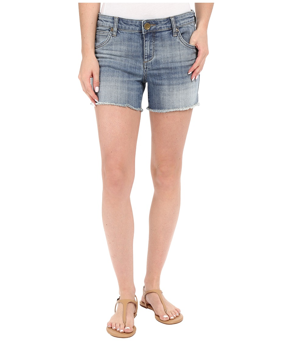 KUT from the Kloth - Gidget Cut Off Shorts in Mission w/ Medium (Mission/Medium) Women's Shorts