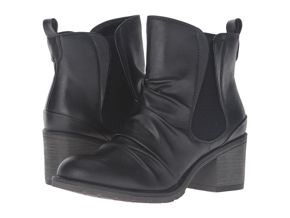 Bare Traps - Drennan (Black/Black) Women's Shoes