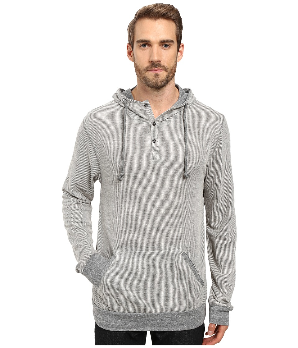 Alternative - Eco Vertigrain Anorak Hoodie (Vertigrain Stucco) Men's Sweatshirt